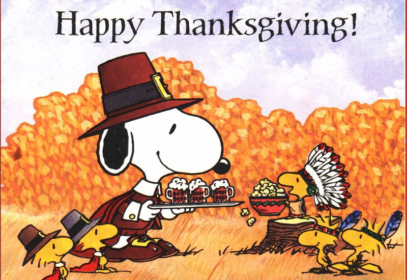 Thanksgiving Day in North America
